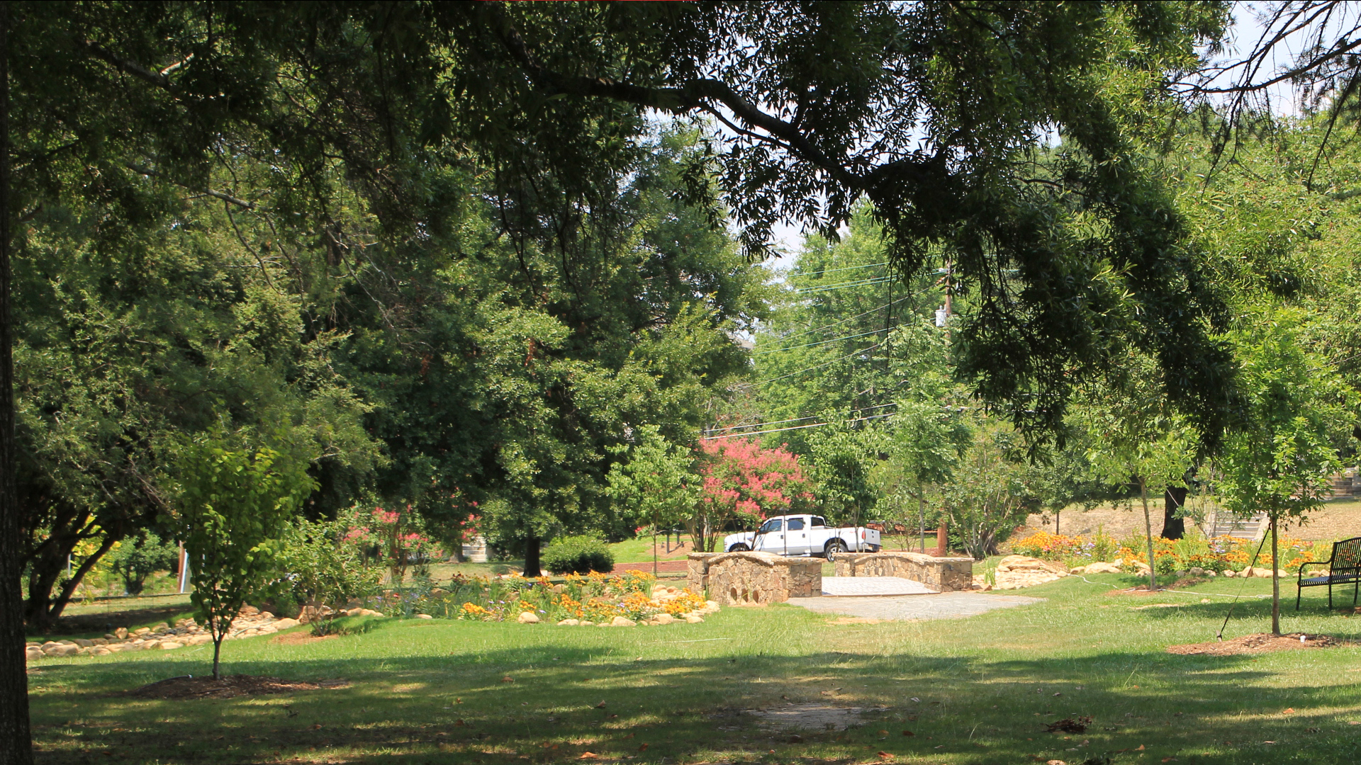 Tattnall Square Park