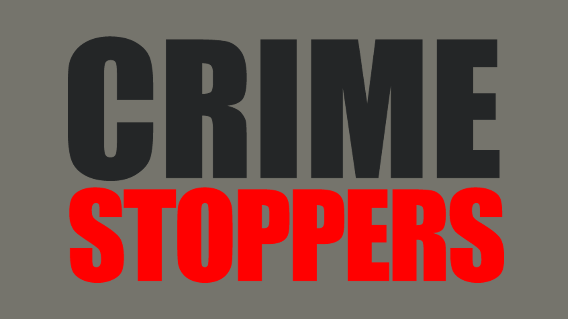 CrimeStoppers for January 5, 2015