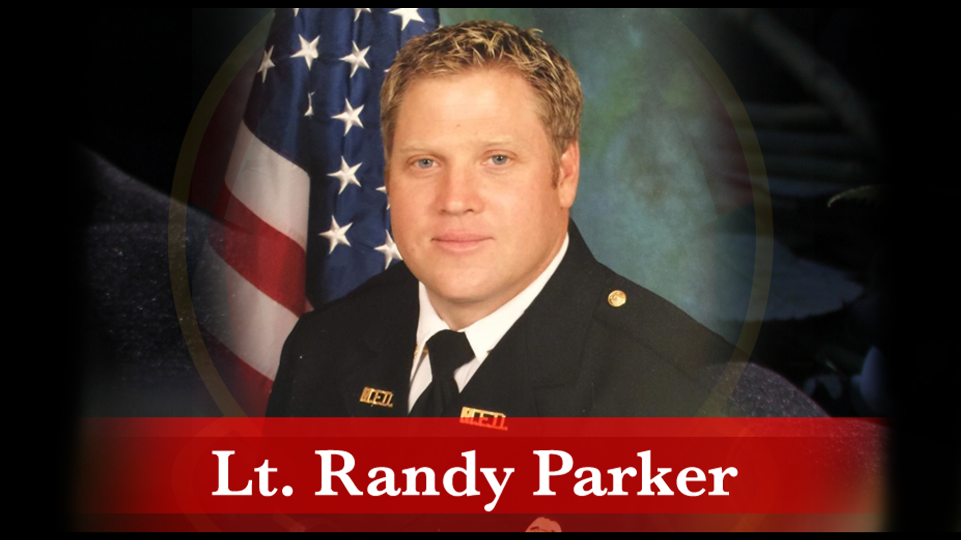 Lt. Randy Parker