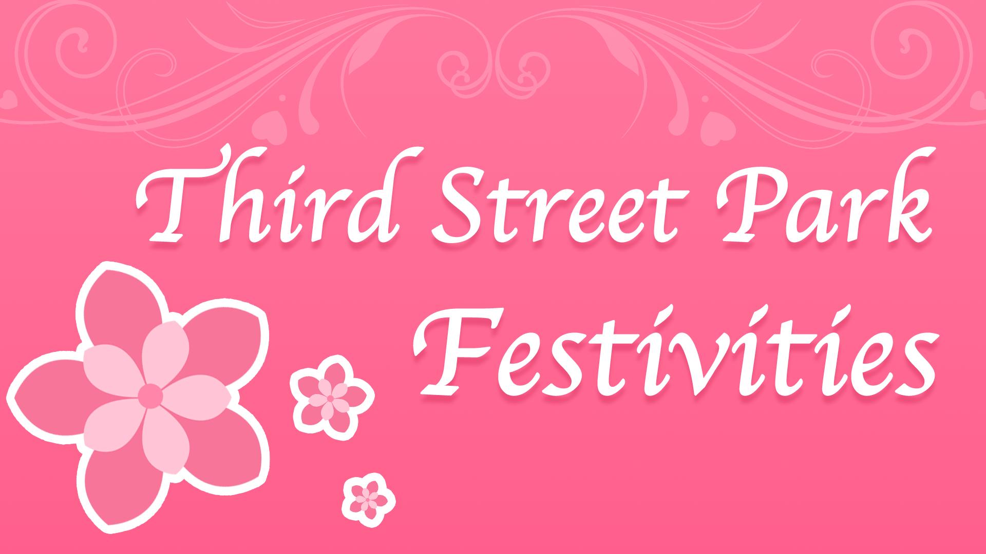 Third Street Park Activities
