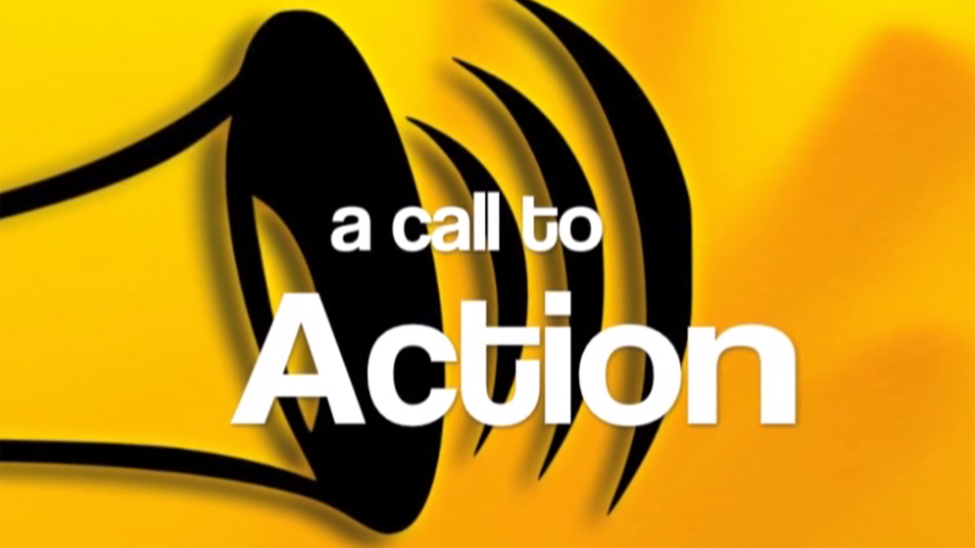 A Call to Action – June 11, 2015