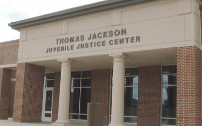 Dedication of Thomas Jackson Juvenile Justice Center