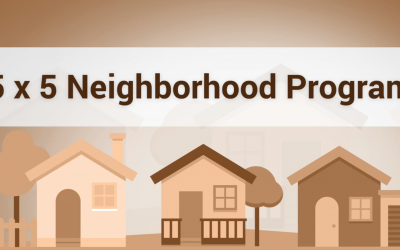 Neighborhood Improvement 5×5 – District 3