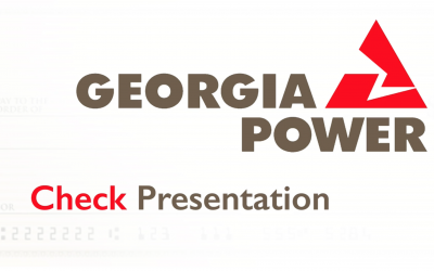 Georgia Power Check Presentation