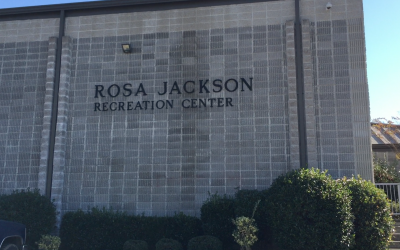 Major overhaul coming to Rosa Jackson Recreation Center