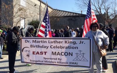 Macon-Bibb community honors Dr. King's legacy