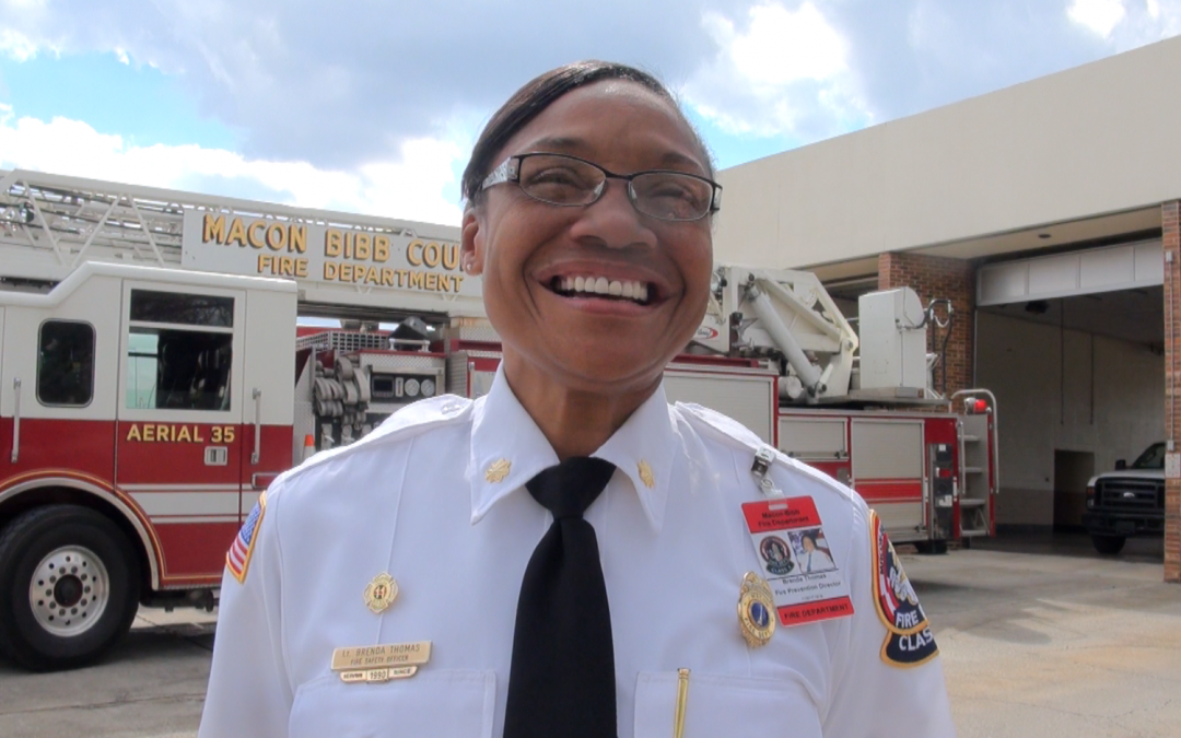 First female chief heads Macon-Bibb's Fire Prevention Department