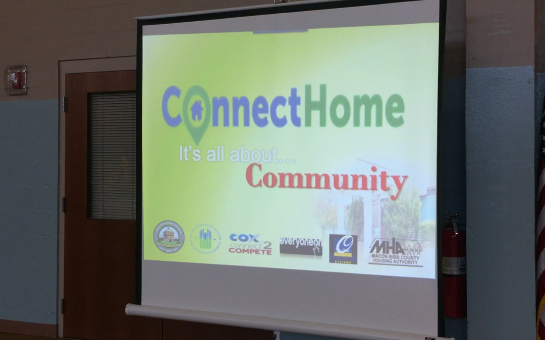 Macon-Bibb part of White House initiative to expand access to affordable high-speed internet