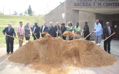 Family, community celebrate upgrades at Frank Johnson Recreation Center