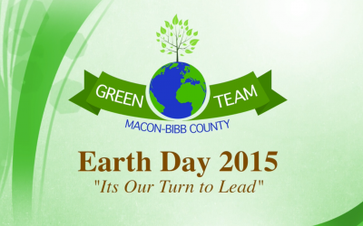 Macon-Bibb County Earth Day 2015