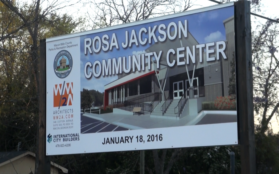 Excitement builds for future of Rosa Jackson Community Center