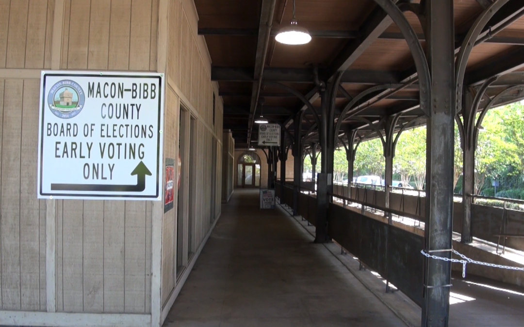 Second early voting location opens Downtown at Terminal Station