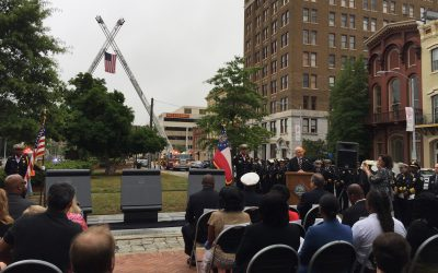 Fallen Macon-Bibb law enforcement, fire fighters honored