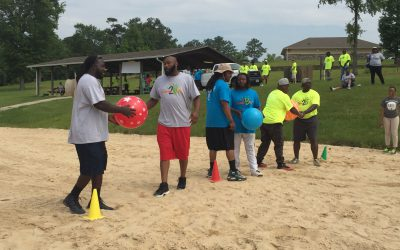 Family fun day held to honor Macon-Bibb Public Works employees