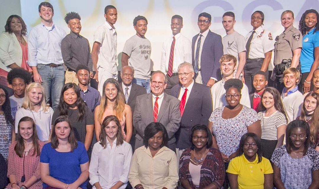 Youth Commission welcomes new class of student leaders
