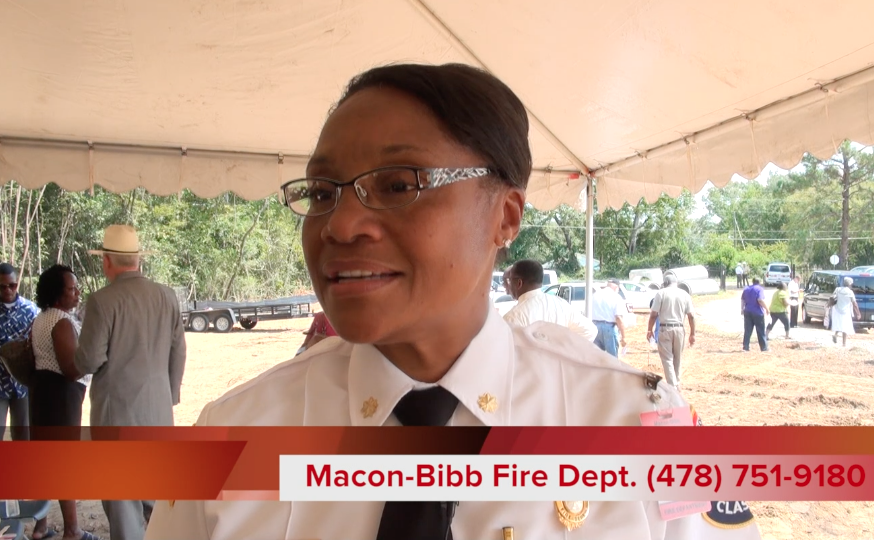 Macon-Bibb Fire Department provides smoke detectors