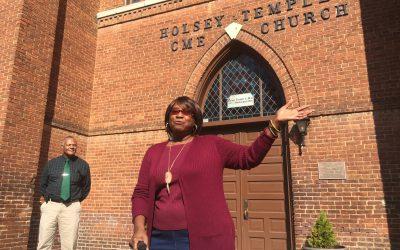 Cotton Avenue Coalition seeks to preserve, honor black history
