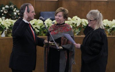 Macon-Bibb Mayor & Commissioners sworn in