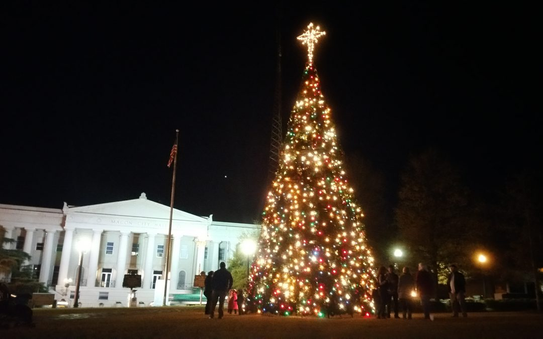 Happy Holidays from Macon-Bibb County!