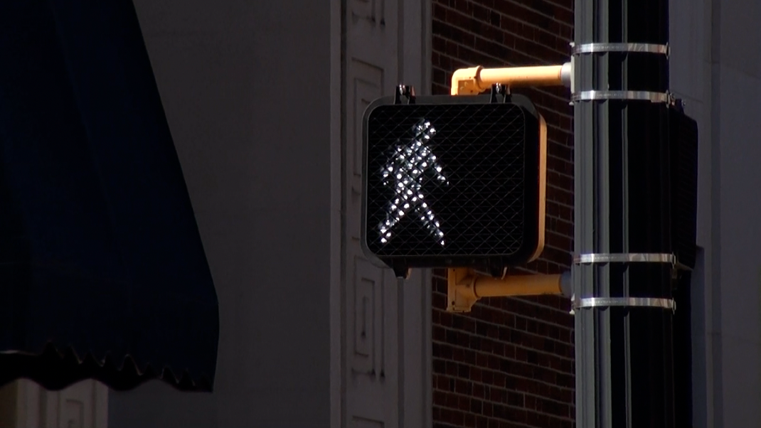 Safety campaign urges pedestrians to 'Cross the Walk'