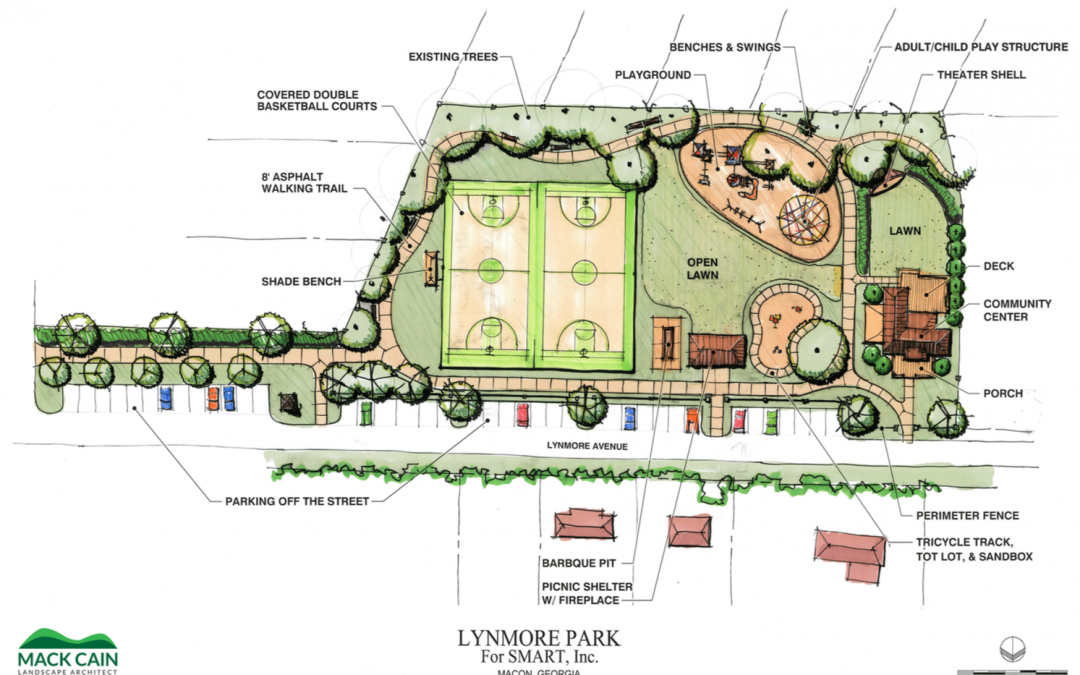 Lynmore Avenue blight demolitions and SMART Park plan