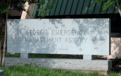 EMA, local partners tour GEMA Homeland Security office