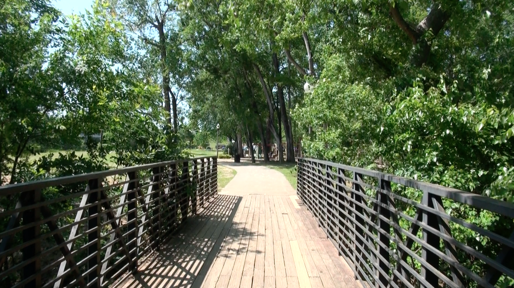 Heritage Trail to expand from Amerson Park to Riverside Cemetery