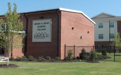 Former elementary school opens as housing for seniors