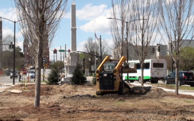 A look at what's happening in Poplar Street Commons