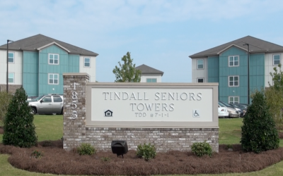 New Tindall Seniors Towers housing development celebrated