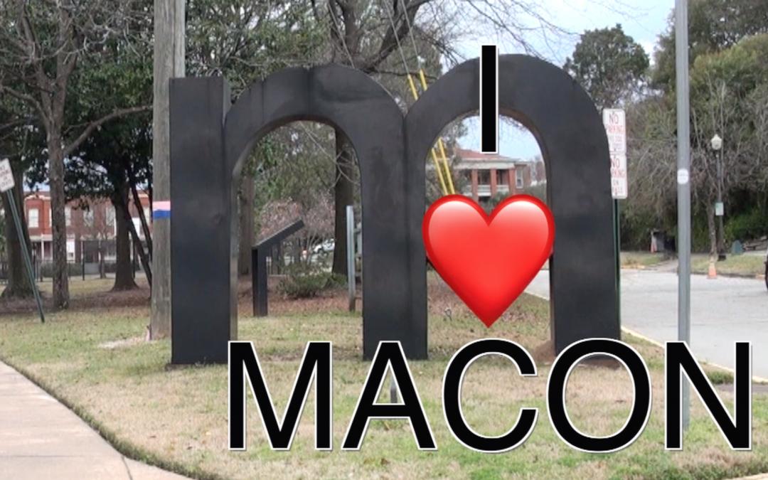 I ❤️ Macon