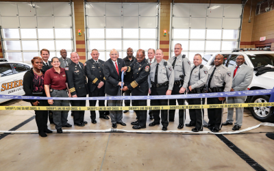 New Fire-Sheriff combo station presents unified public safety effort