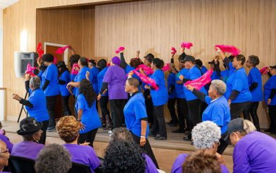 Elaine H. Lucas Senior Center fosters friendship, activity, health