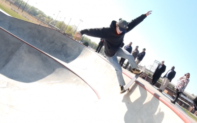 MaconBibbTV Feature: Phase 2 at Central City Skate Park