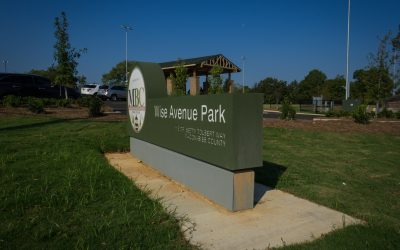 From Blight to Bright: new Wise Avenue Park open now