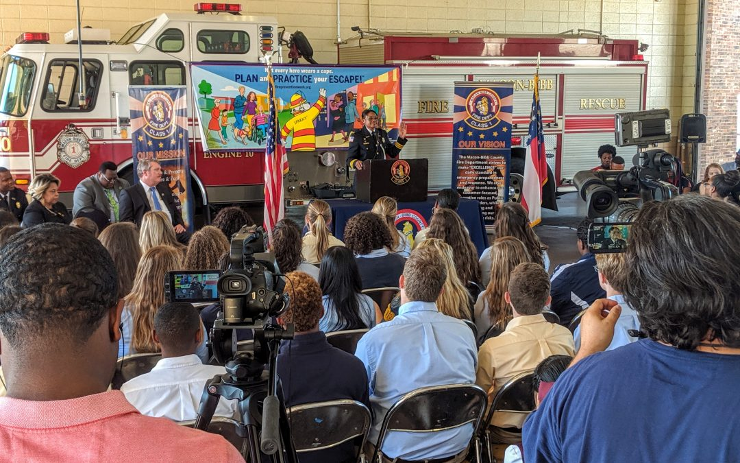 2019 Fire Prevention Week Kickoff