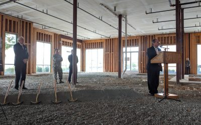 Robins Air Force Base office coming to Downtown Macon-Bibb