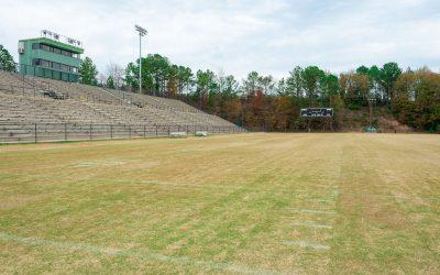 Phase 3 of Upgrades at Henderson Stadium