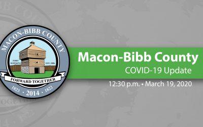March 19, 2020 COVID-19 Update