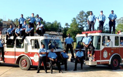 Macon-Bibb welcomes newest group of Firefighters